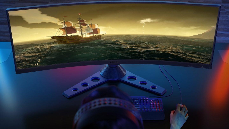 Lenovo gamer monitor