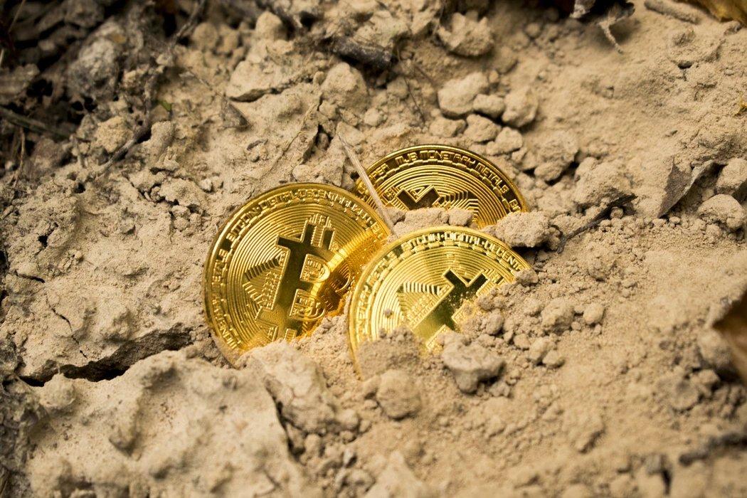 bitcoin na terra