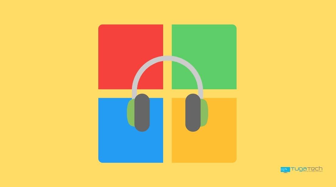 Microsoft Windows audio