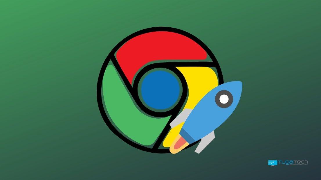 Google Chrome speed