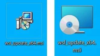 MSI ficheiros
