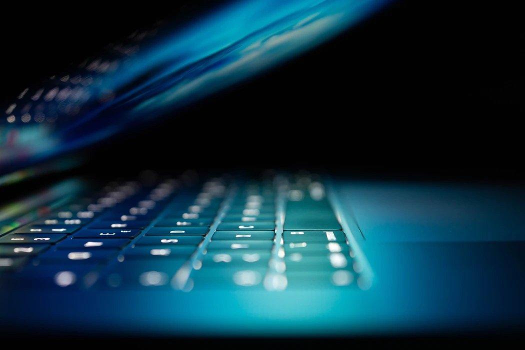 Computador portátil teclado