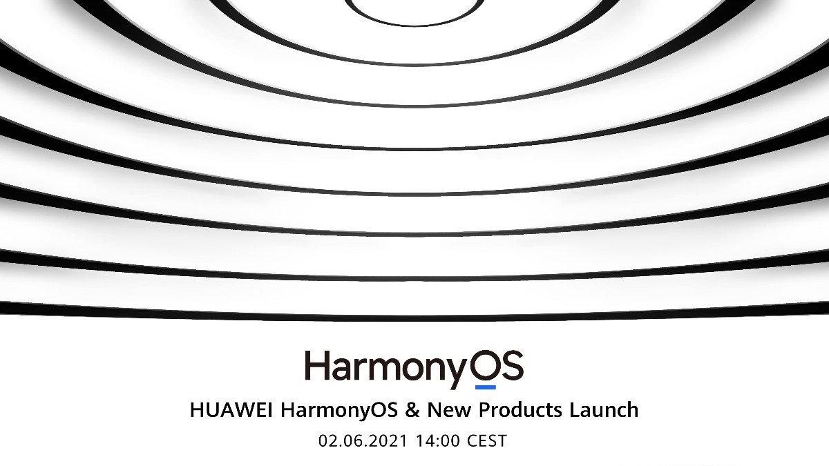 HarmonyOS convite
