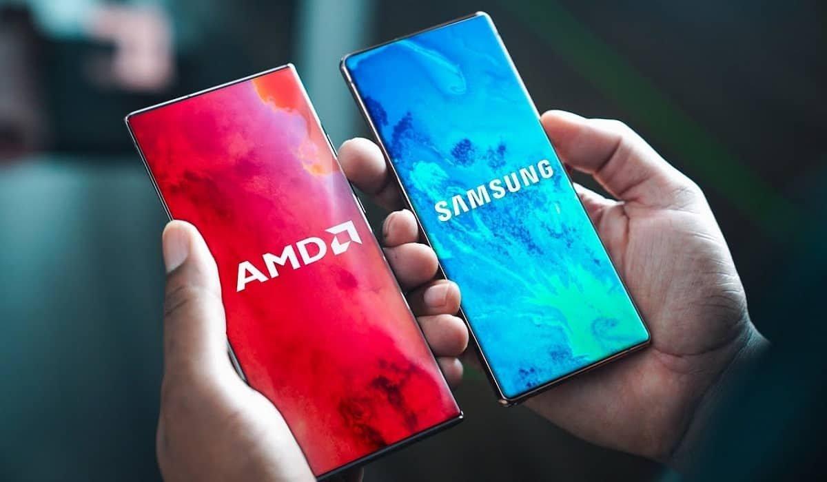 AMD e Samsung unidas em smartphones