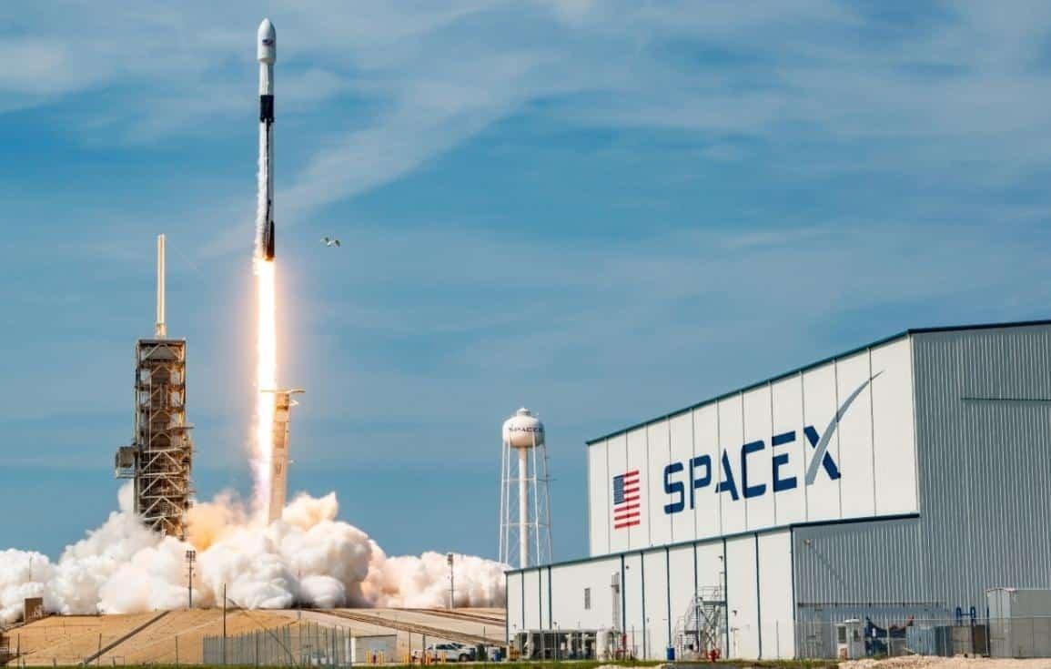SpaceX centro de lançamentos