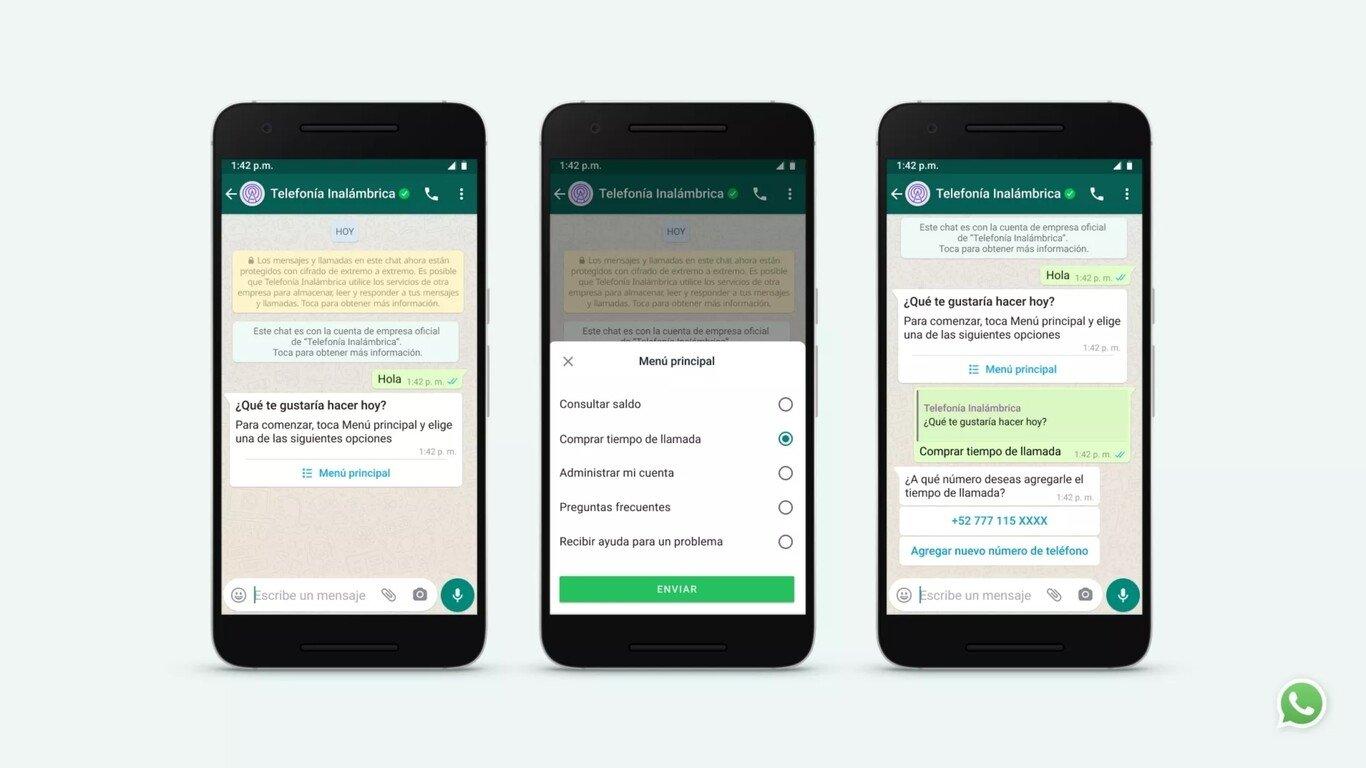 WhatsApp novas funcionalidades