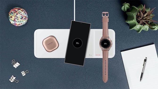 Samsung Carregamento sem fios