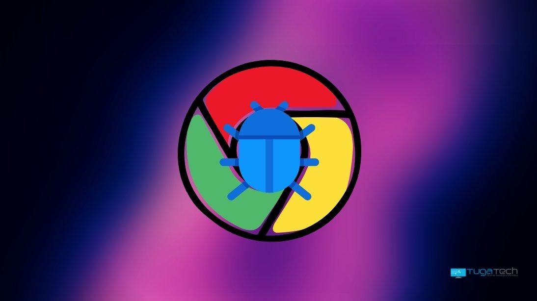 Google Chrome malware