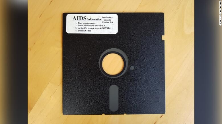 Disquete Aids