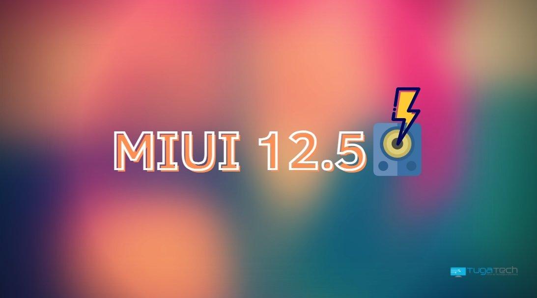 MIUI 12.5 bug