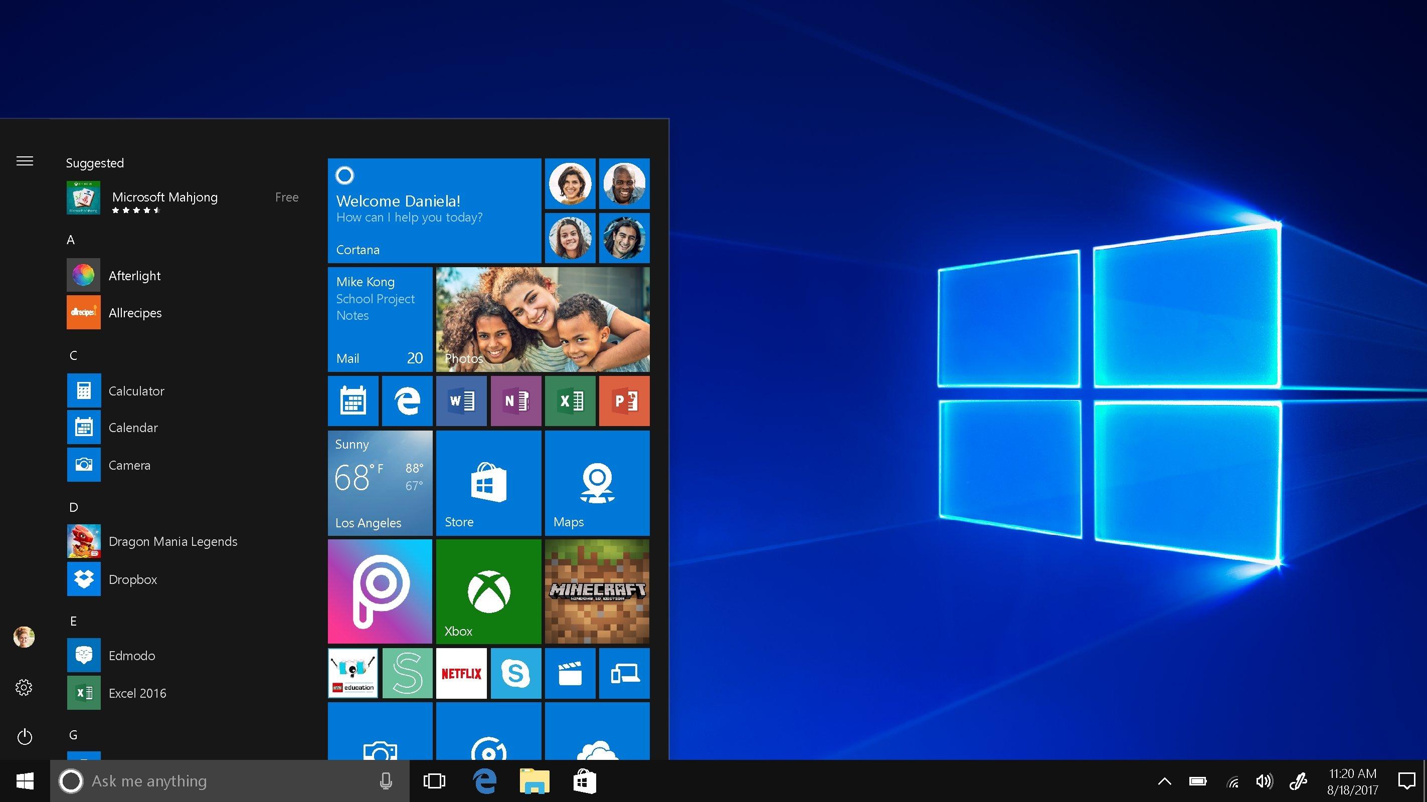 Windows 10 atualização
