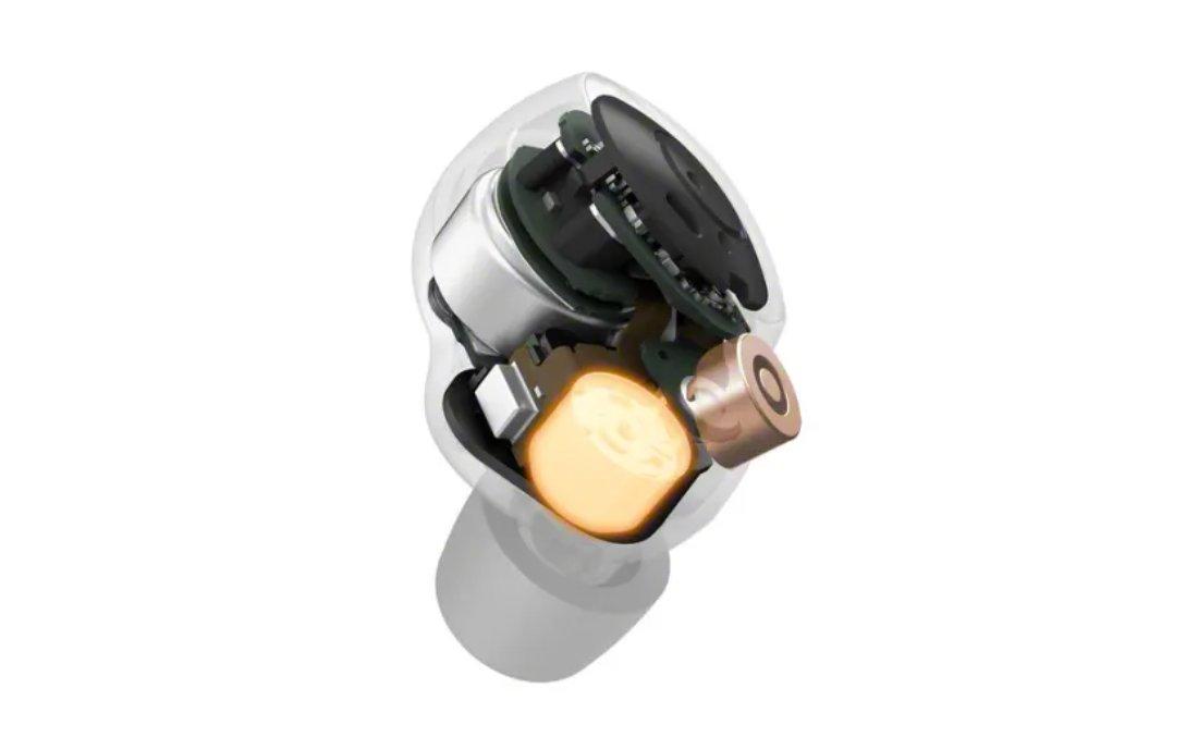 diafragma dos WF-1000XM4
