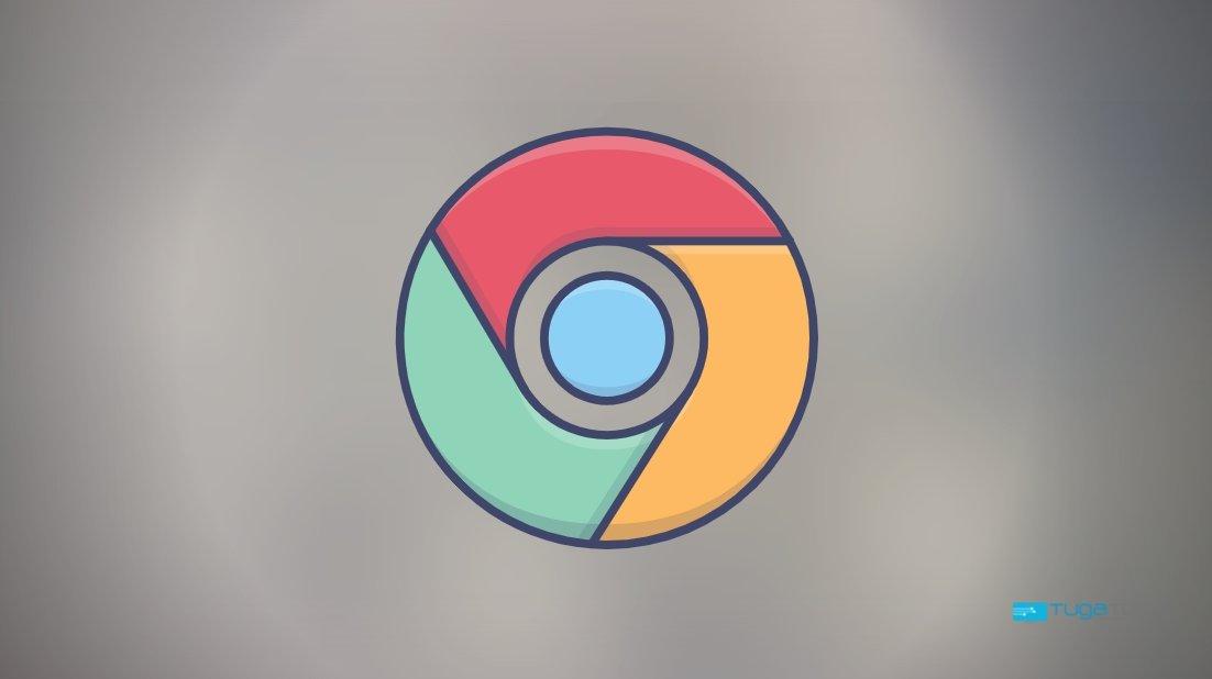 Google Chrome navegador logo