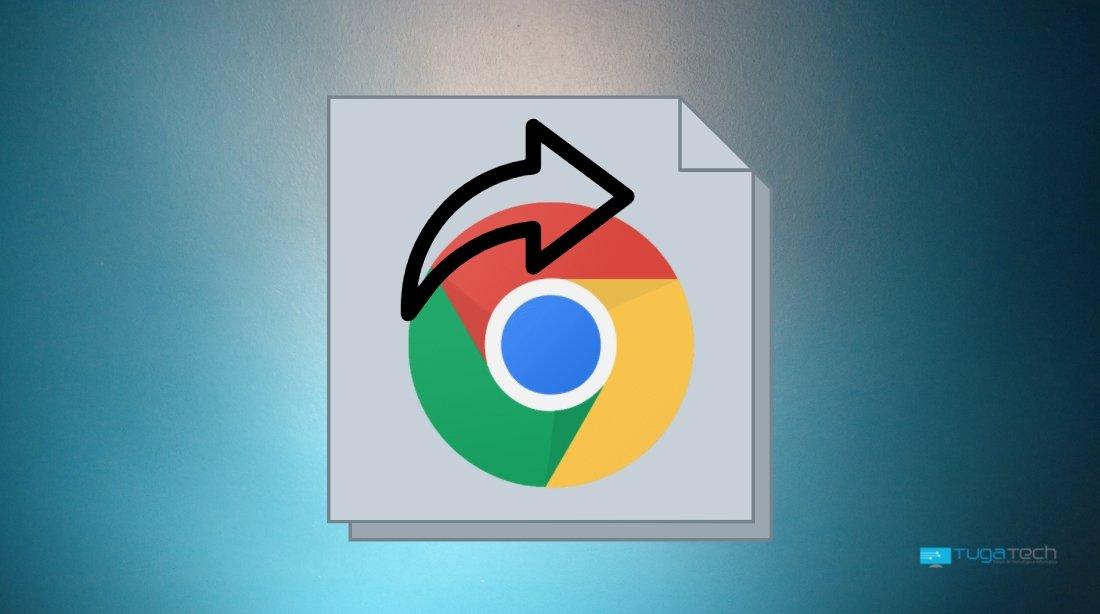 Chrome partilha citações
