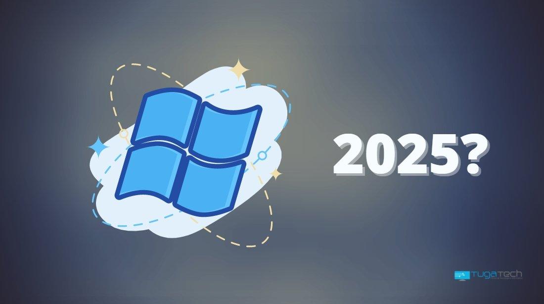Windows 2025 fim de suporte