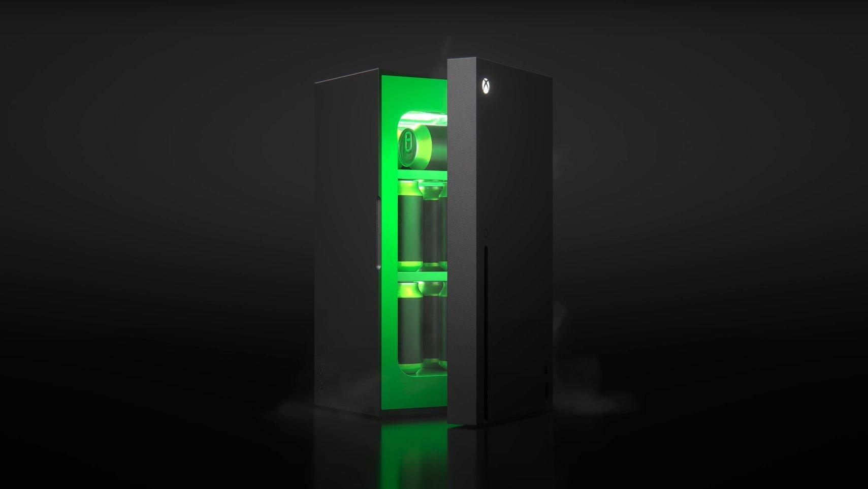 Xbox frigorifico