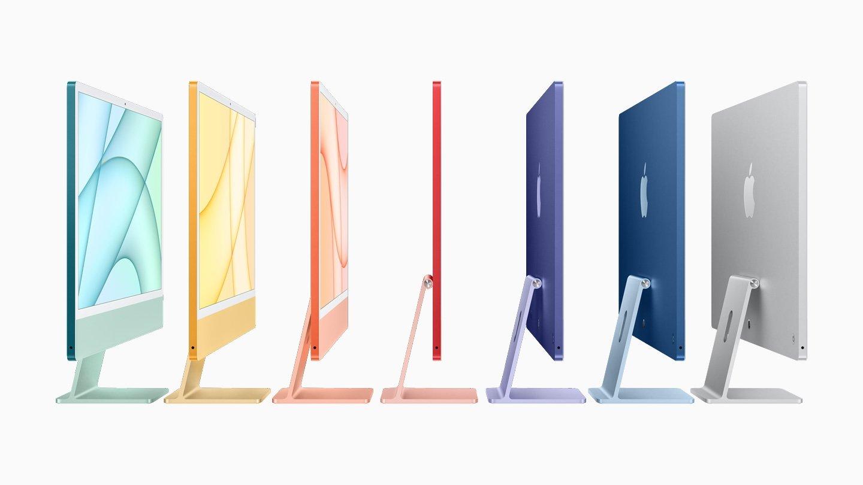 iMac M1 da Apple