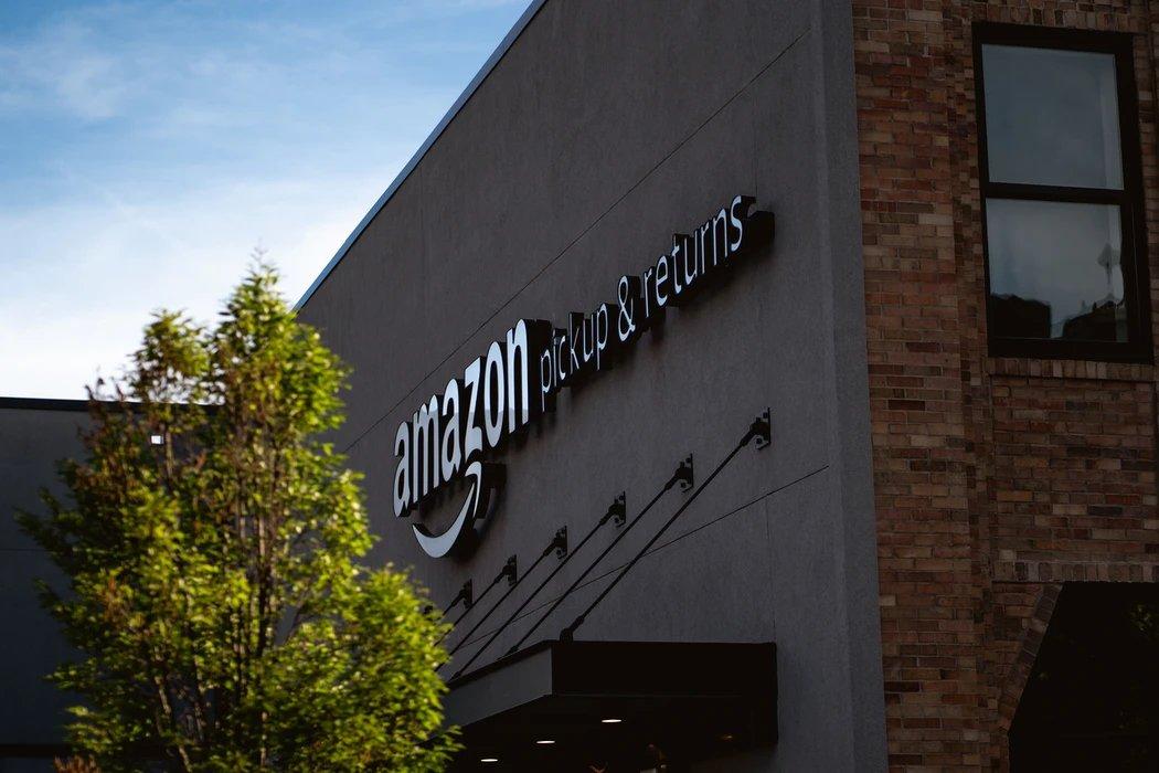 Amazon centro de distribuição