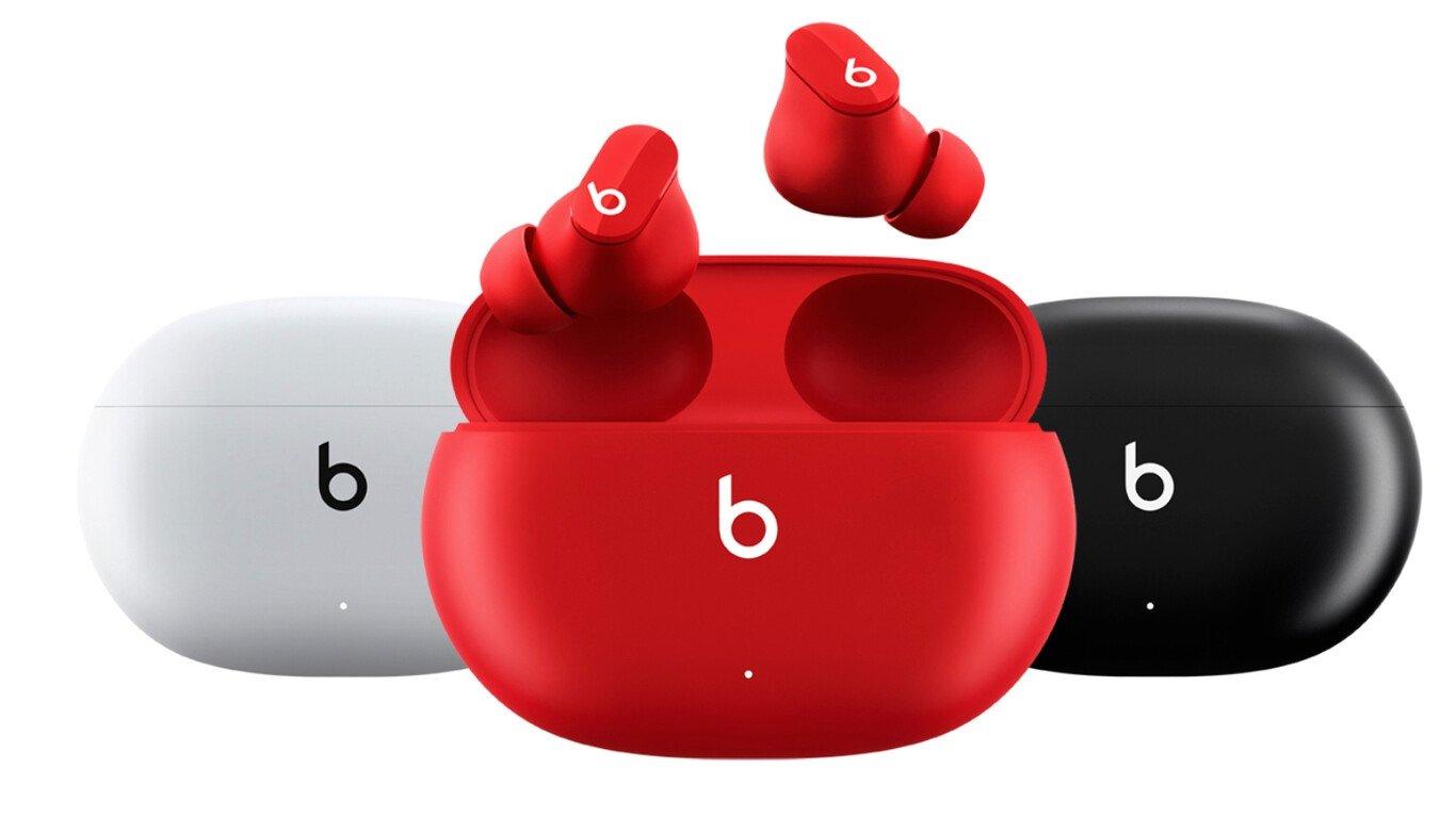 novos earbuds apple beats studio buds