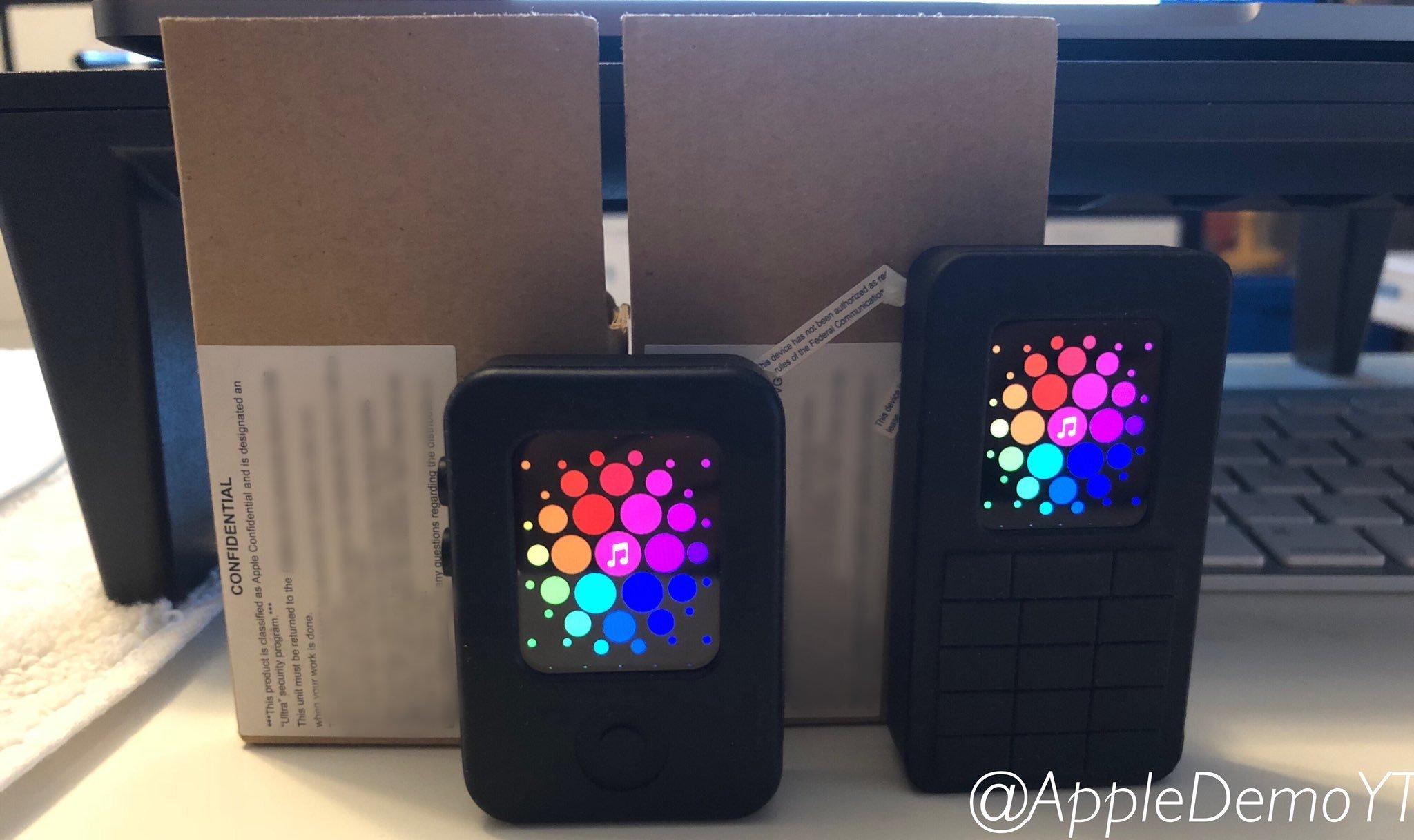 Apple watch prototipo