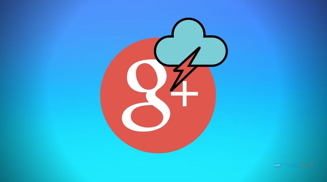 Google Plus passado