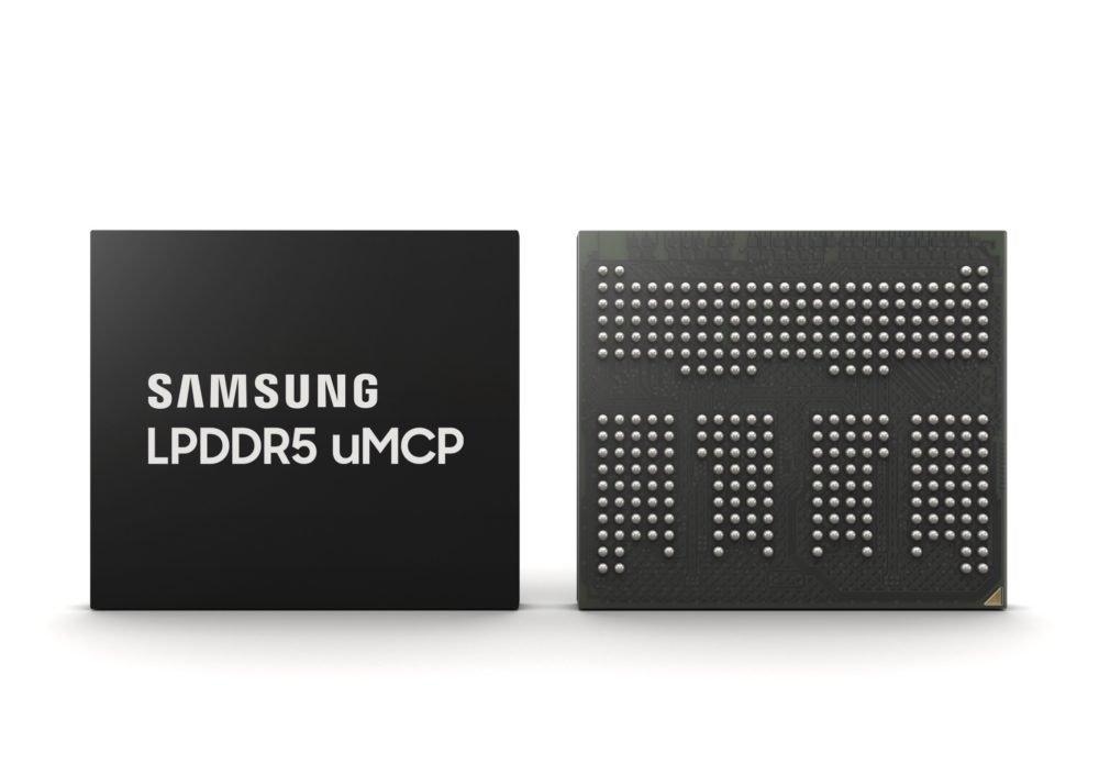Samsung memória umcp
