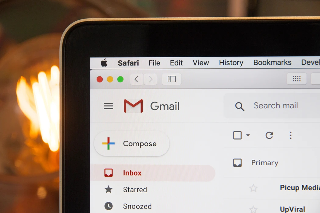 Gmail acesso web