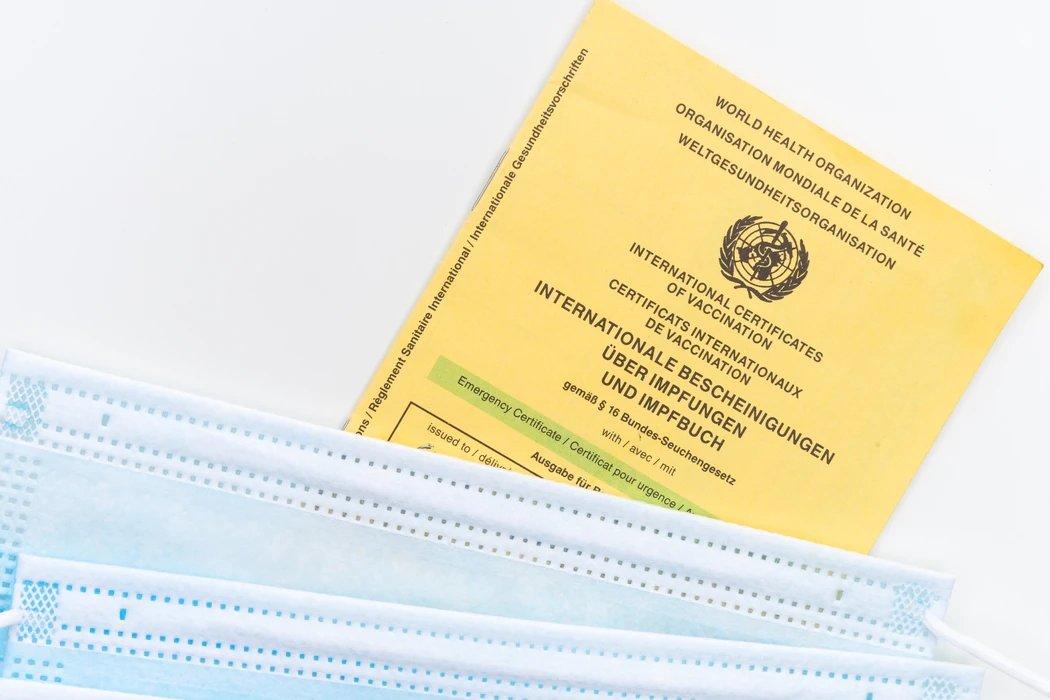 Certificado do covid vacinação