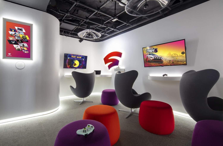 google stadia room