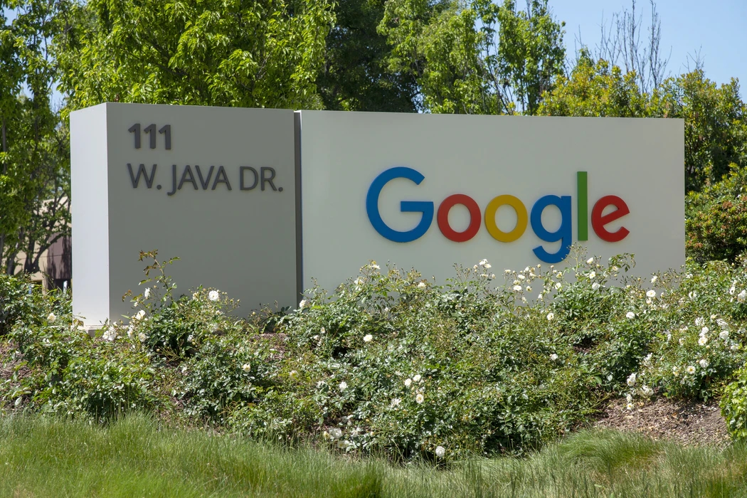 Google na sede da empresa