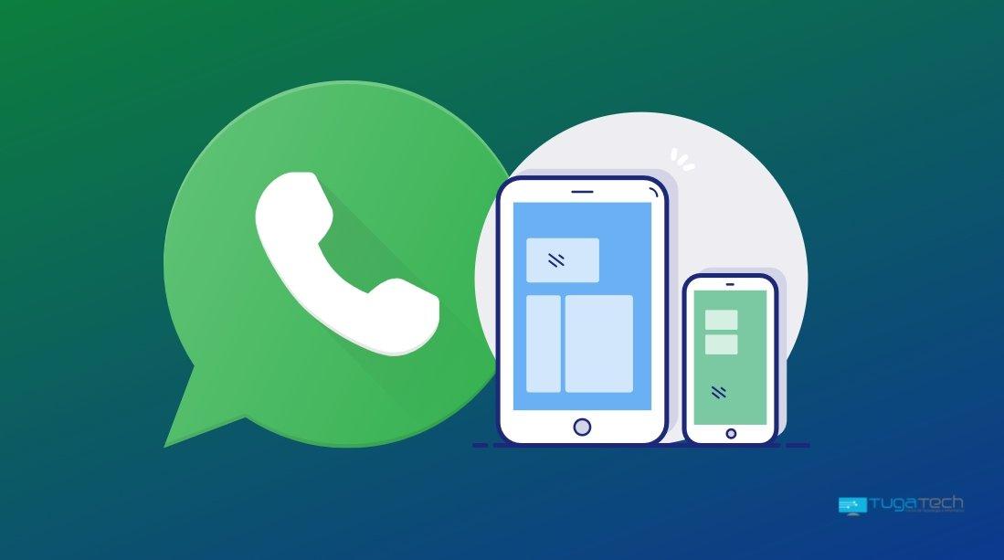 WhatsApp em diferentes dispositivos
