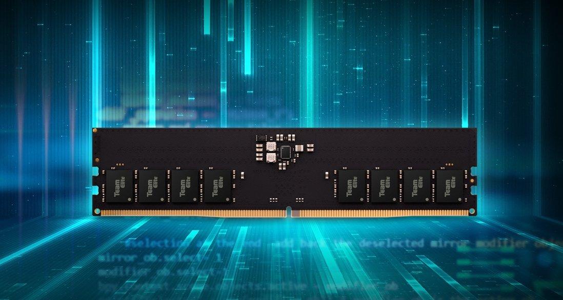 memória RAM DDR5