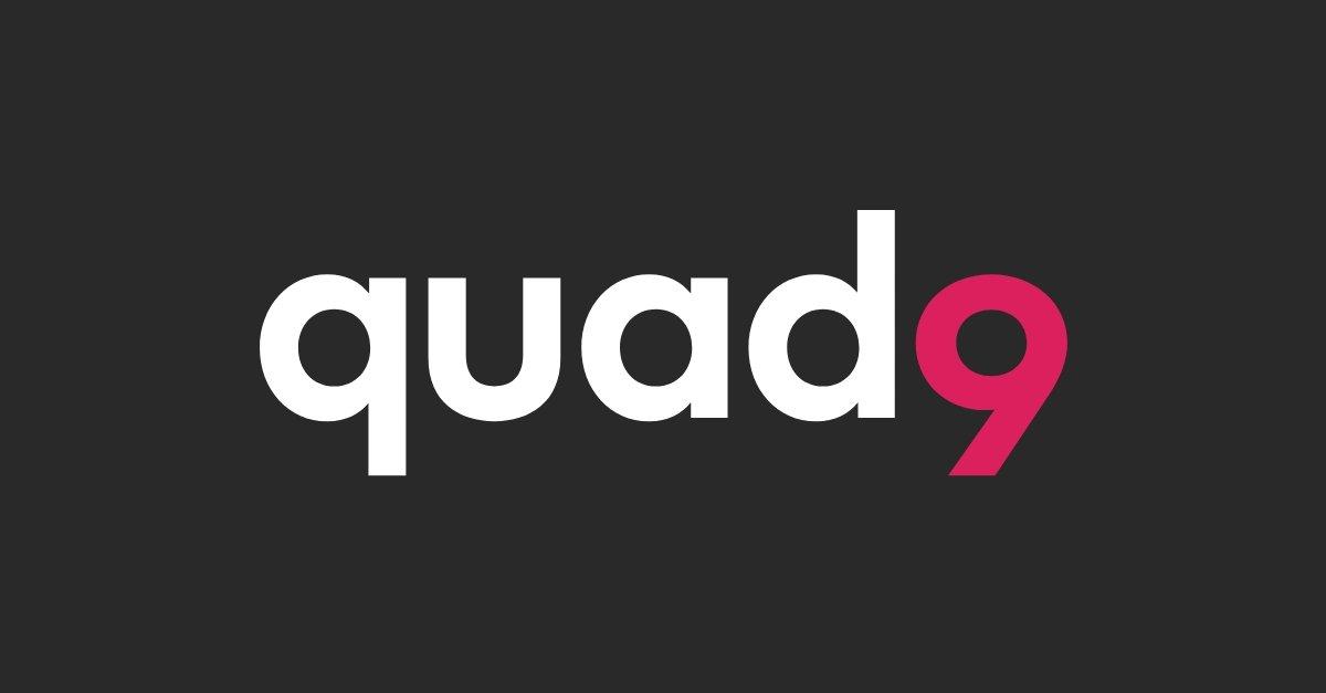 Quad9 logo principal