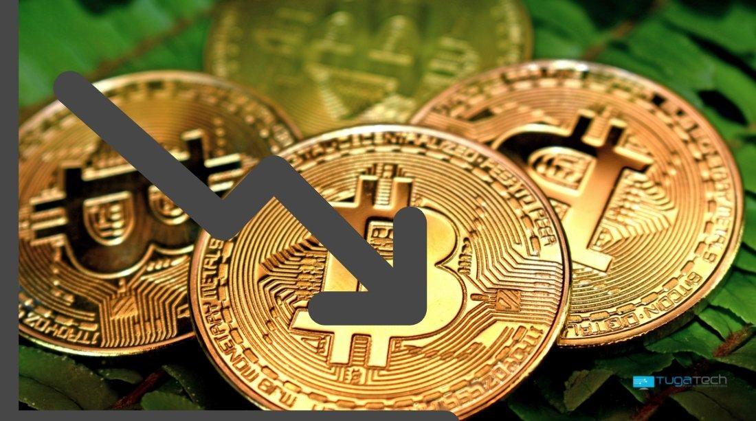 Bitcoin queda