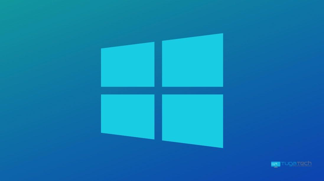 Logo do Windows 10