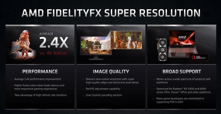 FSR AMD