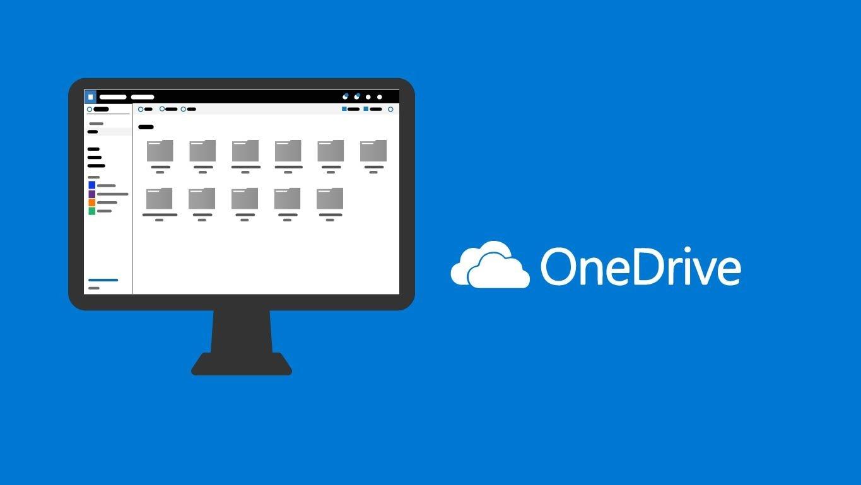 OneDrive armazenamento cloud da microsoft