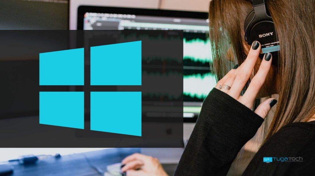 Windows e audio