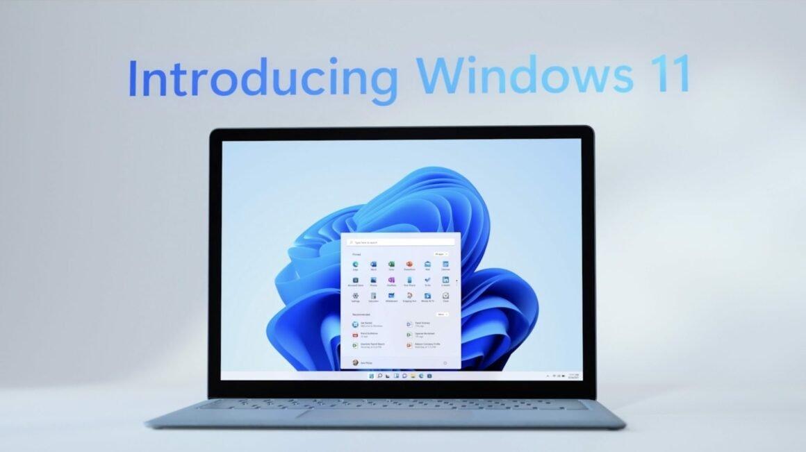 Windows 11 inicial