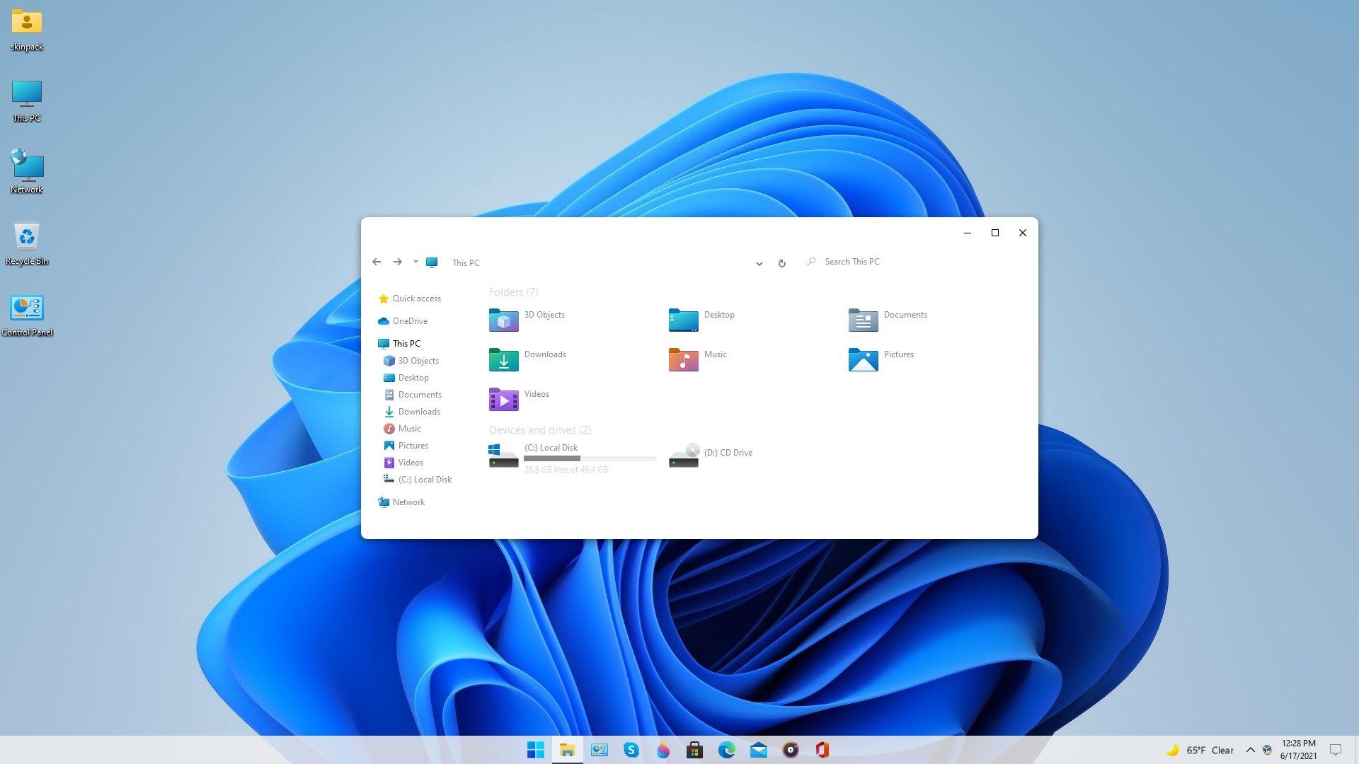 Windows 11 sistema
