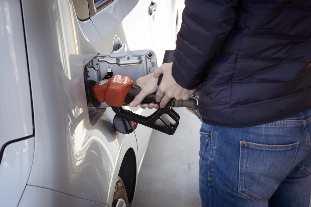 Combustível carregamento
