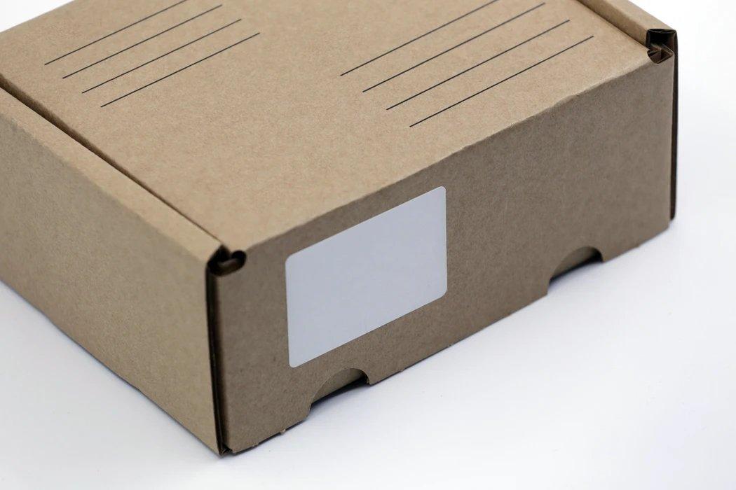 Caixa de encomenda