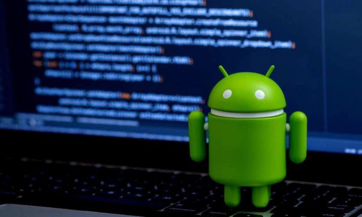 Android logo boneco