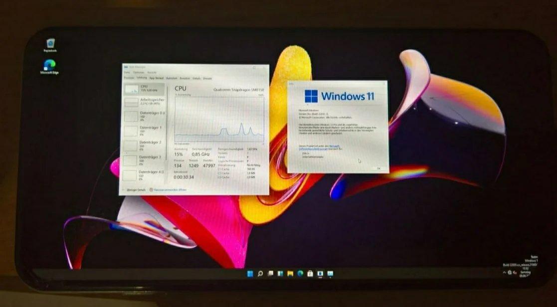 Xiaomi com Windows 11