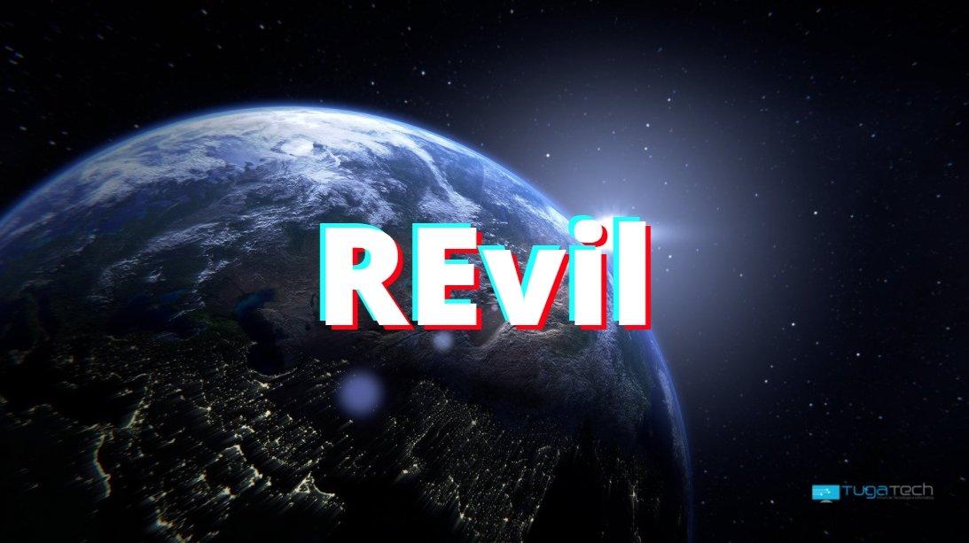 REvil sobre o mundo