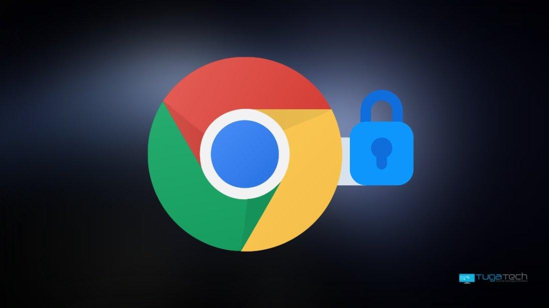Google Chrome mais seguro nas ligação