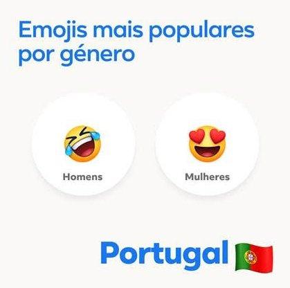 emoji por sexo