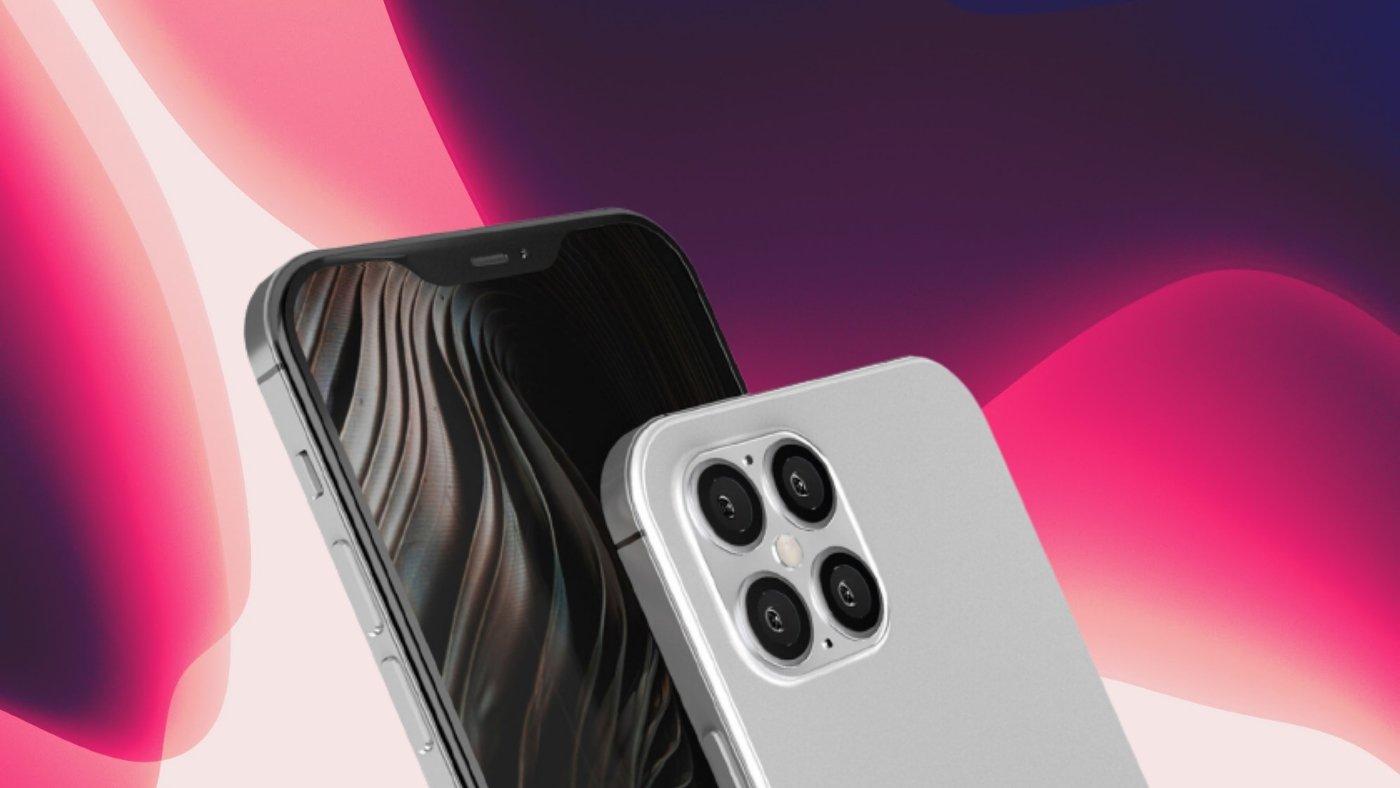 iPhone 13 conceito