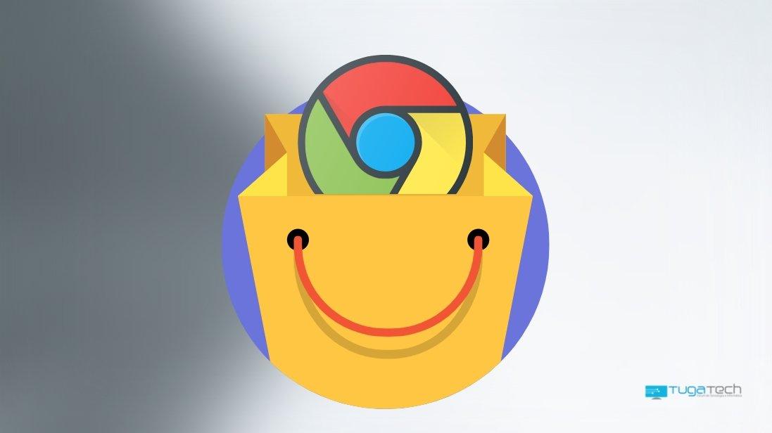 Google Chrome em compras online
