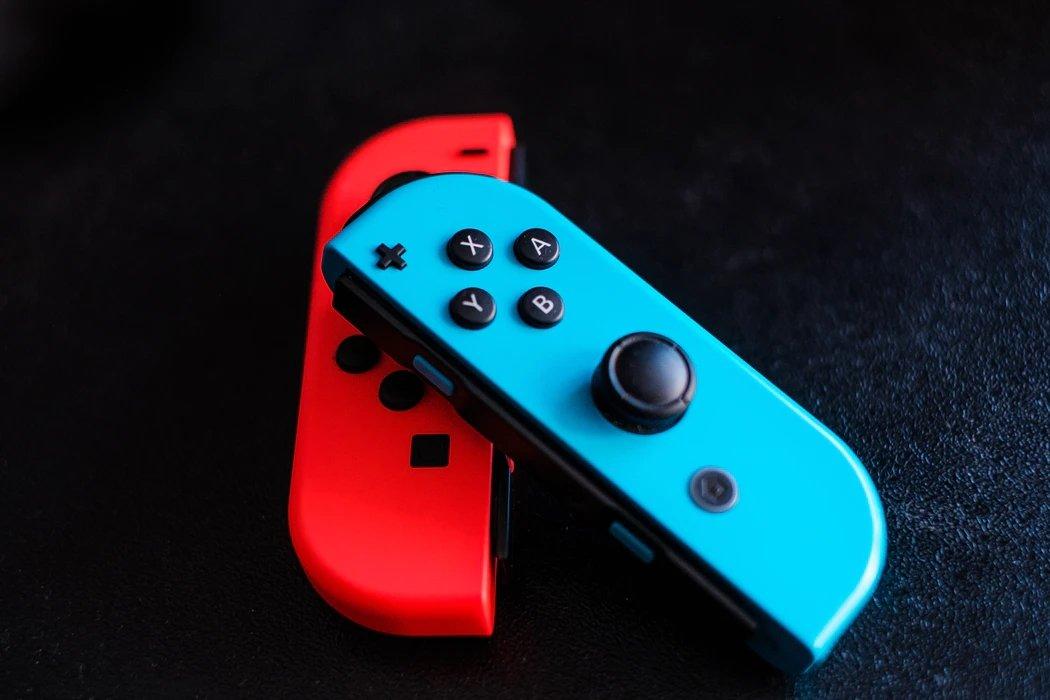 comandos da Nintendo Switch